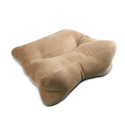 OrthoBone Cervical Pillow Color: Brown