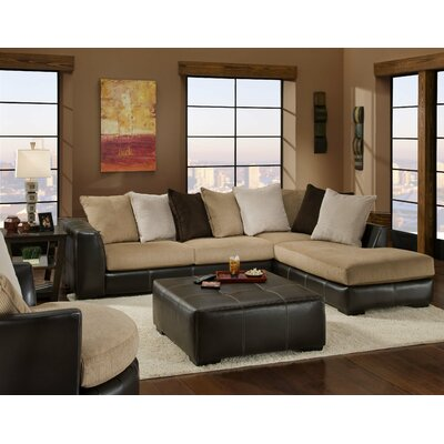 Lusty Sectional