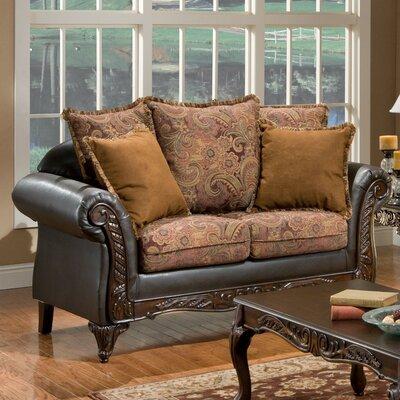 Chelsea Home 726300-L Arlene Loveseat