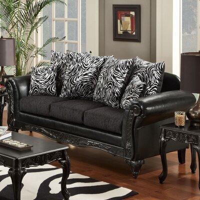 726305-S WCF1383 Chelsea Home Lolita Sofa