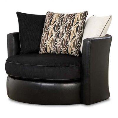 Grant Swivel Barrel Chair