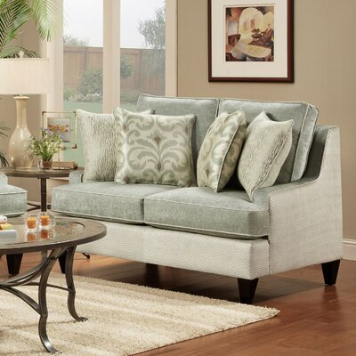 632128-02-3 WCF1566 Chelsea Home Catania Loveseat