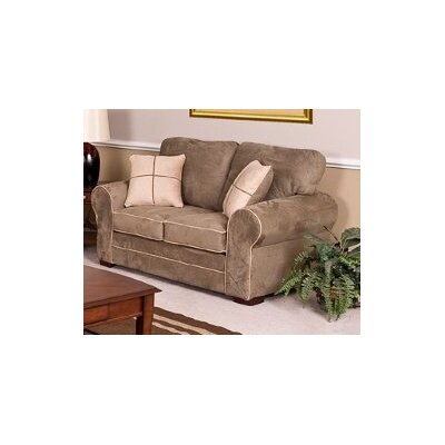 5172-L WCF1726 Chelsea Home Tammy Loveseat