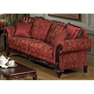 6765011-S-MM WCF1736 Chelsea Home Tia Sofa