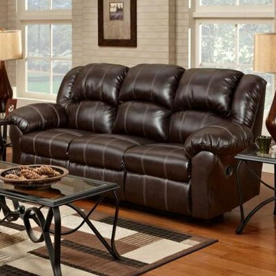 1003-BB WCF1655 Chelsea Home Ambrose Reclining Sofa