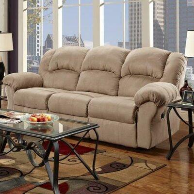 1003-SC WCF1654 Chelsea Home Ambrose Reclining Sofa