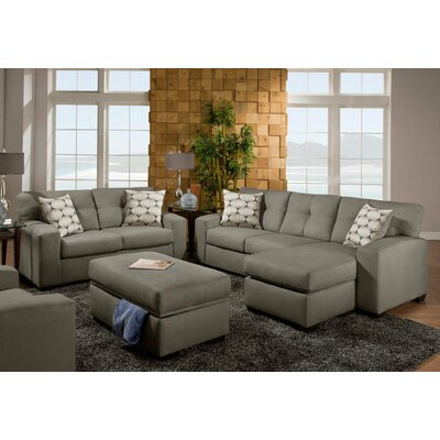 Rockland Chaise Living Room Collection