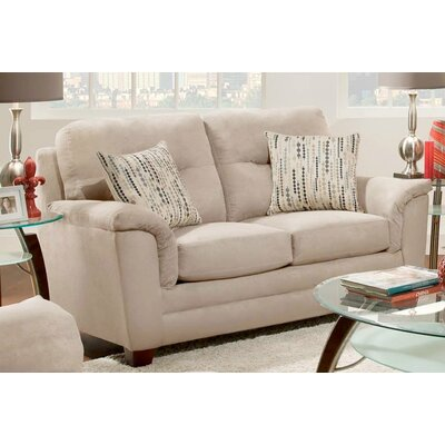181072-9336–VLRR WCF1940 Chelsea Home Cable Loveseat