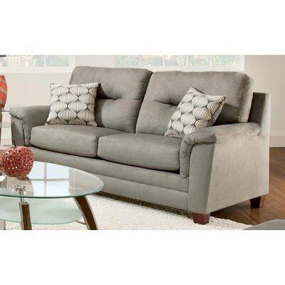 Cable Sofa Upholstery: Victory Lane Dolphin