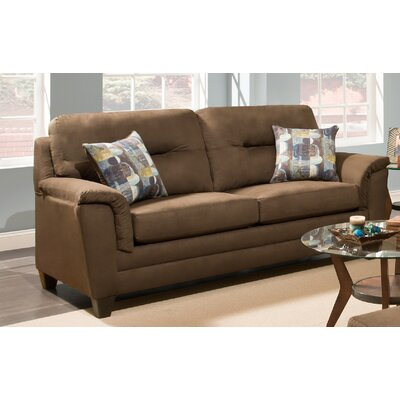 Cable Sofa Upholstery: Victory Lane Mink