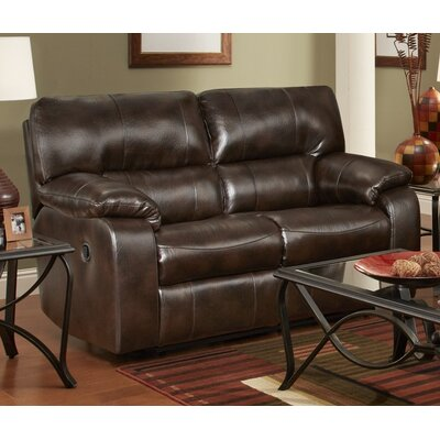 Chelsea Home 191302-CC Rita Reclining Loveseat