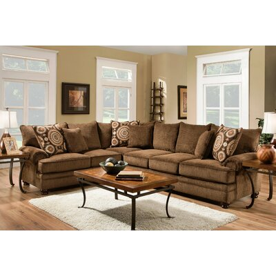 Chelsea Home 738645-6365-SEC Ria Sectional