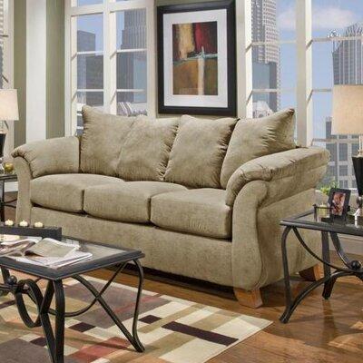 Payton Sleeper Sofa Upholstery: Sensations Camel