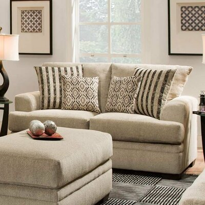 183562-1663-CP WCF1960 Chelsea Home Calexico Loveseat