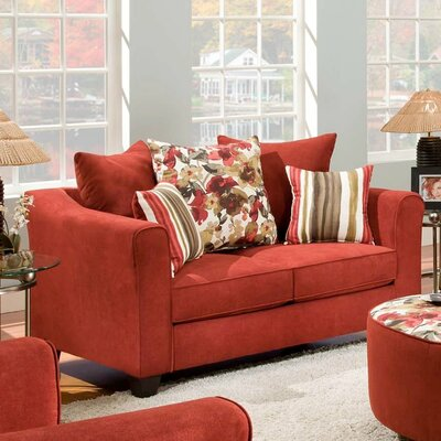 186302-1791-DA WCF1977 Chelsea Home Garden Party Loveseat
