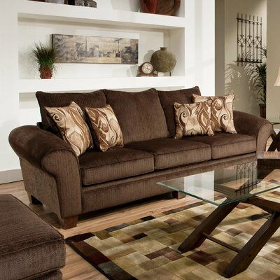 730910-0013-26012 WCF1866 Chelsea Home Jewel Sofa