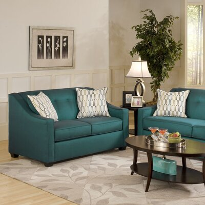 Chelsea Home 475440-LS-SPEA Brittany Loveseat