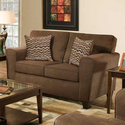 183602-5581-LM WCF2037 Chelsea Home Zola Loveseat