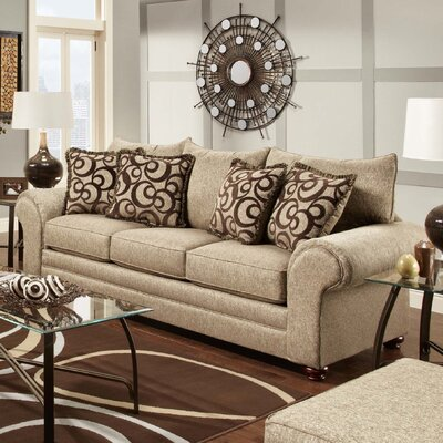 472120-S-MC WCF2054 Chelsea Home Astrid Sofa