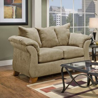 Payton Loveseat Upholstery: Sensations Camel