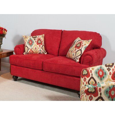 Chelsea Home 252010-20-L-BS Wexford Loveseat