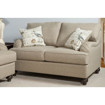 252750-20-S-VL CHFC2584 Chelsea Home Clare Loveseat