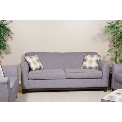 Chelsea Home 257100-30-S-DA Wight Sofa