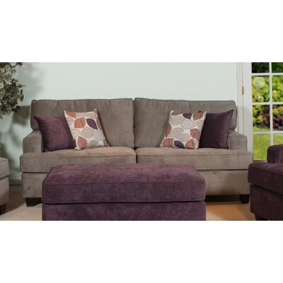 254900-30-S-EPLAT CHFC2574 Chelsea Home Limrick Sofa
