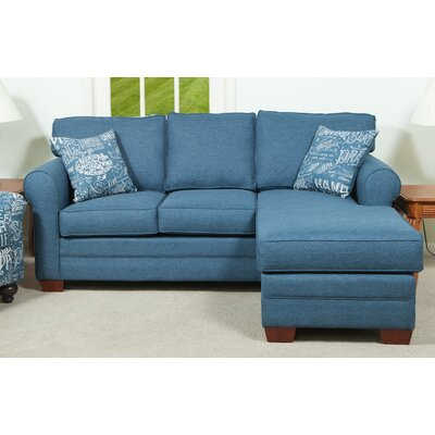 Chelsea Home 255500-SEC-RD Dorset Reversible Sectional