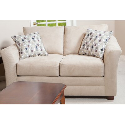 251935-20-L-BTS CHFC2571 Chelsea Home Carlow Loveseat