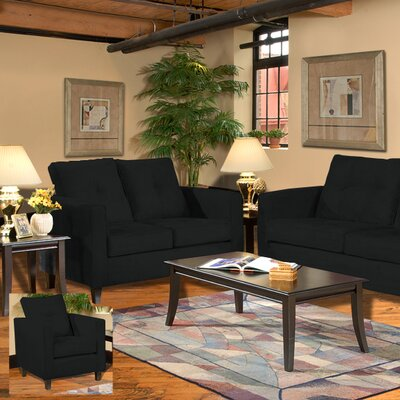 5900-L-BL TQD1060 Chelsea Home Heather Loveseat
