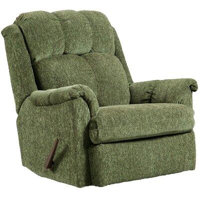 Rocker Recliner Upholstery: Tahoe Green