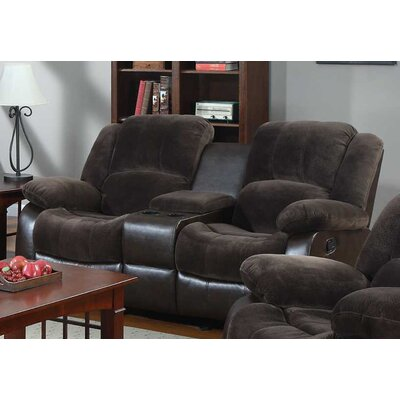 8171004-95-LS CHFC3056 Chelsea Home Lenox Double Reclining Loveseat
