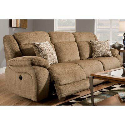 18AF3303-6450-TF CHFC3074 Chelsea Home Howard Reclining Sofa