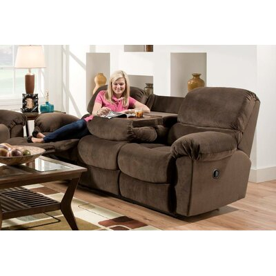 18AF3103-5980-SC CHFC3070 Chelsea Home Cleves Reclining Sofa