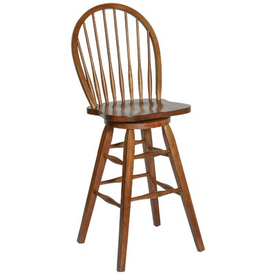 30 Bar Stool Finish: Tobacco