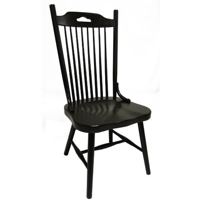 Belchertown Side Chair Finish: Black