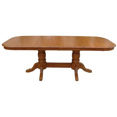 Southernwood Extendable Dining Table Finish: Harvest Oak