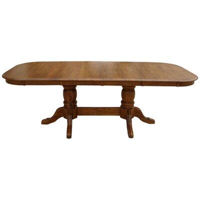 Southernwood Extendable Dining Table Finish: Medium Oak