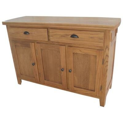 Sideboard Color: Harvest Oak