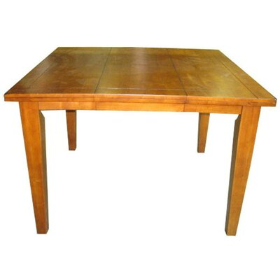 Barre Dining Table Finish: Wood Tone