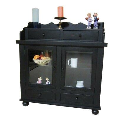Ashland Sideboard Color: Black