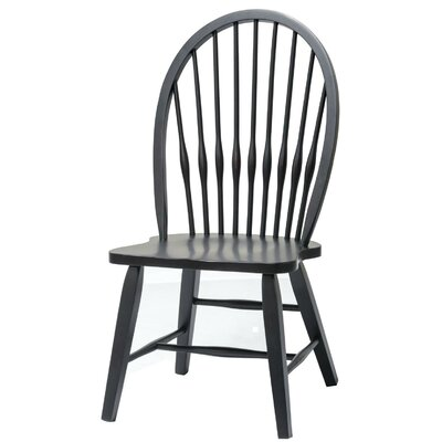 Summerwood Side Chair Finish: Black