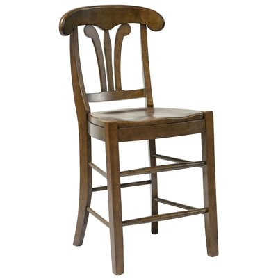 Adams 24 Bar Stool Finish: Tobacco
