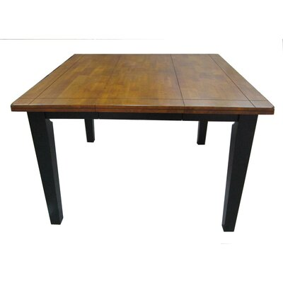 Barre Dining Table Finish: Tobacco