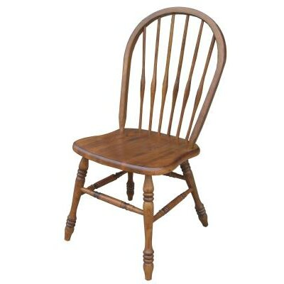 Ives Side Chair Finish: Burnished Walnut