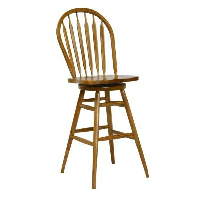 30 Bar Stool Finish: Harvest Oak