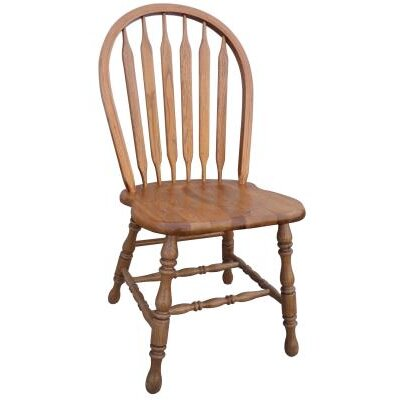 Isley Side Chair Finish: Harvest Oak
