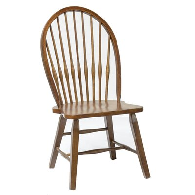 Summerwood Side Chair Finish: Tobacco