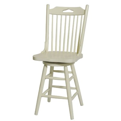 24 Bar Stool Finish: Buttermilk